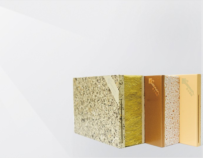 Decorated Insulation Panels